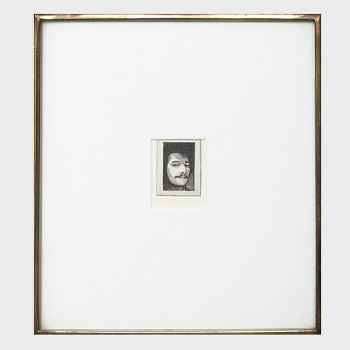 Attributed to Theo Wujcik (1936-2014): Untitled; Untitled; and Untitled