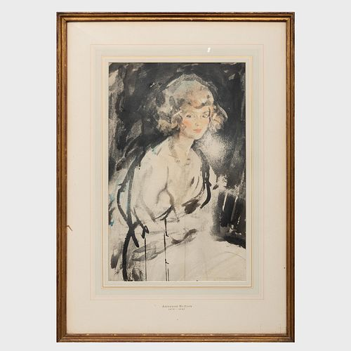 Ambrose McEvoy (1878-1927): Julia