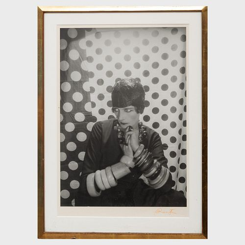 Cecil Beaton (1904-1980): Nancy Cunard
