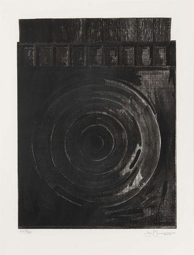 Jasper Johns (American, b. 1930) Target with Plaster Casts, 1990