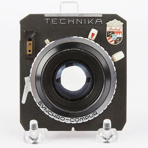 Schneider Kreuznach Linhof Symmar-S 5.6/100 Large Format Camera Lens