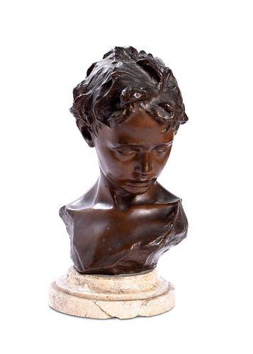 Francesco Parente (Napoli 1885-1969)  - Urchin