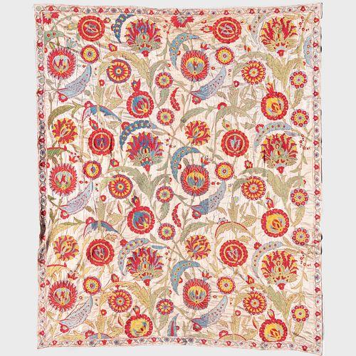 Turkish Embroidered Textile