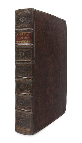 OGILBY, John (1600-1676), translator. [MONTANUS, Arnoldus (ca 1625-1683)]. America: being the latest, and most Accurate Description of the New World..