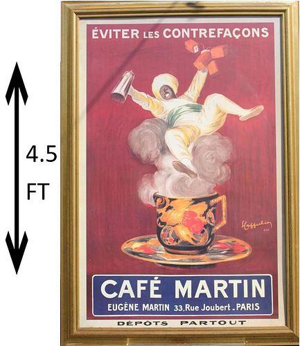 Leonetto Cappiello (1875-1942, French) Poster