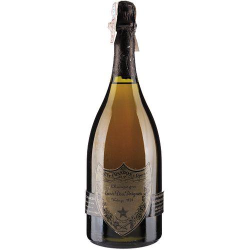 Cuvée Dom Pérignon. Vintage 1978. Brut. Moët et Chandon á Èpernay. France. Calificación: 92 / 100.