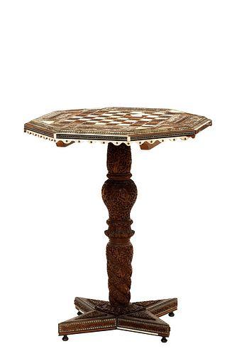 Chessboard, Persia 19th century