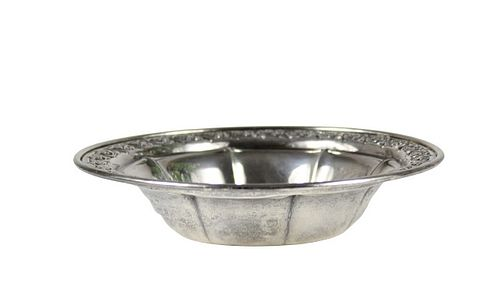 Small Sterling Candy Dish