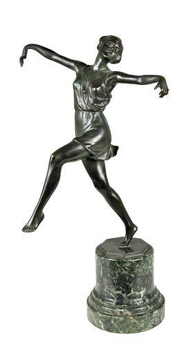 Bruno Zach (1891-1945), Austria, Bronze
