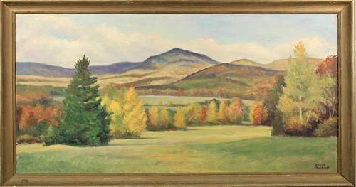 Frank Stockwell  (1890-1970) American, O/B