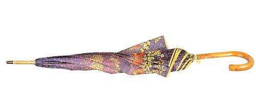 Vintage Gucci Floral Umbrella
