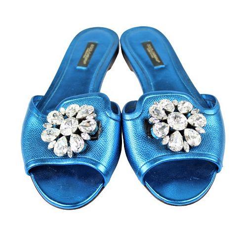 Dolce Gabbana Open Toe Women's Shoes