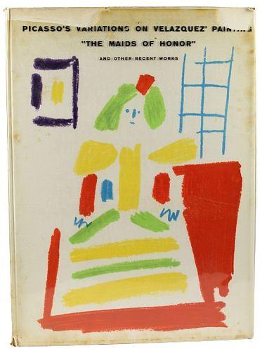 Picasso Book: Variations on Velazquez