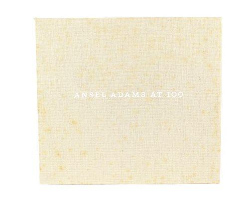 Ansel Adams at 100 Book