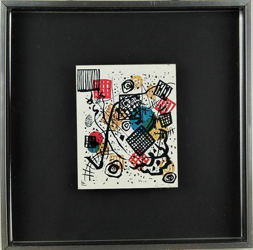 Kandinsky Print by Turner Mfg. Co.