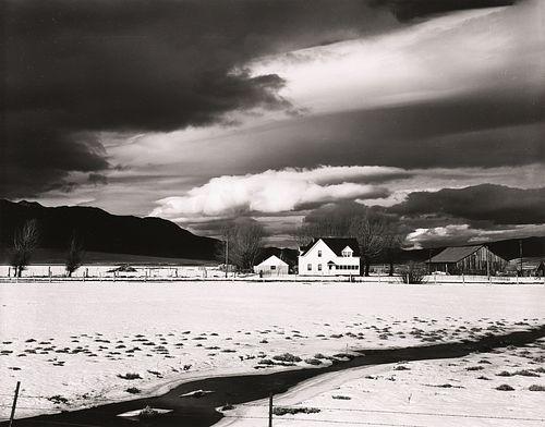 BRETT WESTON - Farm House, Ridgeport, CA, 1965