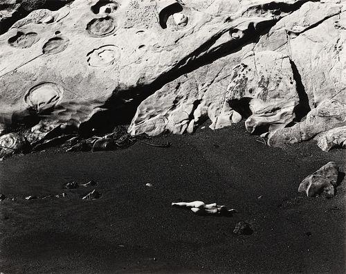 RICHARD GARROD - Nude, Point Lobos, c. 1990