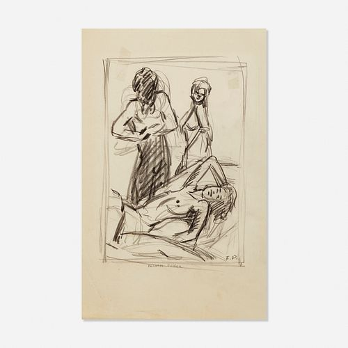 Francis Picabia, attribution, Untitled