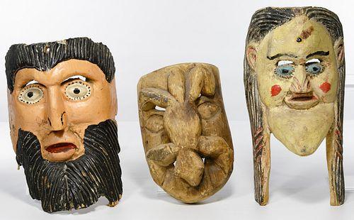 Tribal Mask Assortment