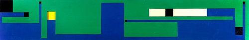 Bruno Munari (Milano 1907-1998)  - Composition, 1982