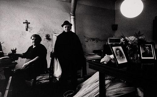Gianni Berengo Gardin (1930)  - Luzzara, 1976