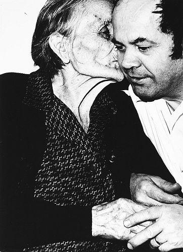 Mario Giacomelli (1925-2000)  - Verrà la morte e avrà i tuoi occhi, 1981-1983