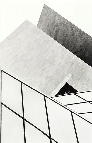 Patrizia Della Porta (1954)  - East Building National Gallery, Washington, Variations on theme 8, 1981
