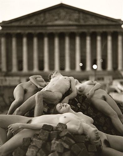 Spencer Tunick (1967)  - Performance, 1994