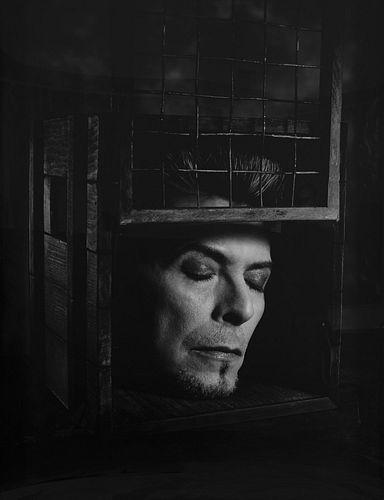 Albert Watson (1942)  - David Bowie, New York City, 1996