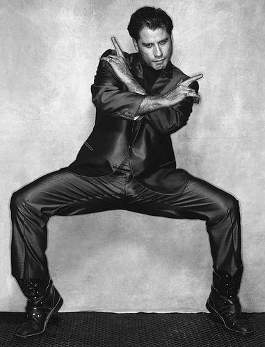 Albert Watson (1942)  - John Travolta, NYC, 1994