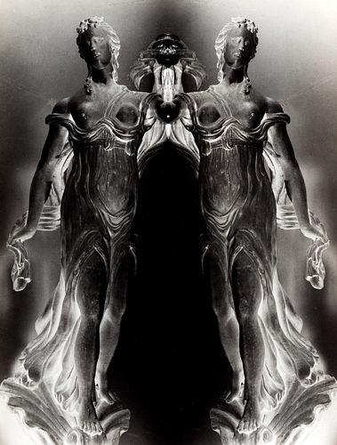 François Kollar (1904-1979)  - Untitled (Photomontage), Years 1930