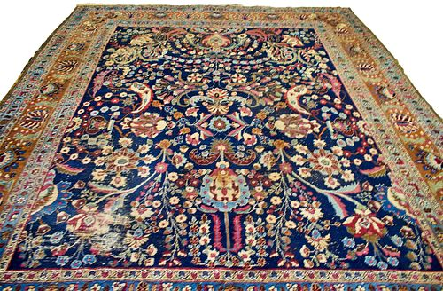 Oriental Carpet  (Antique)