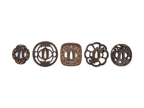 Five Iron Tsubas