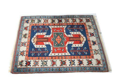 Turkish Kilim Rug 5' x 4'