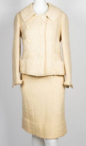Lord & Taylor Tweed Jacket & Skirt, Vintage