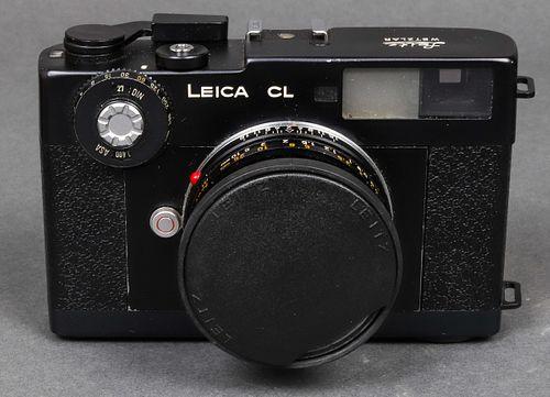 Leica CL Rangefinder 35mm Camera