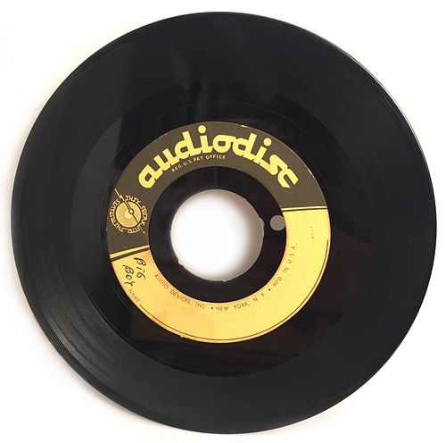The Jackson 5's First Acetate Pressing of Singles