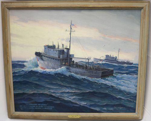 DUNCAN GLEASON (1891-1959, CA, NY, WAS MEMBER OF