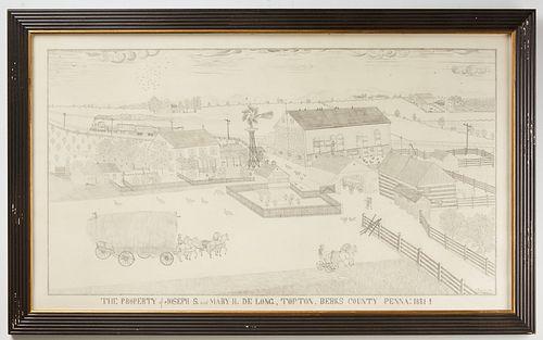 F Brader - Property of Joseph and Mary DeLong