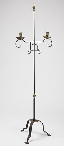 Adjustable Tall Candle Stand