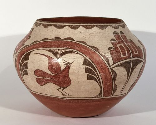 Large Pottery Zia Olla