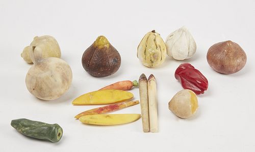 Lot 15 Stone Fruits and Vegetables