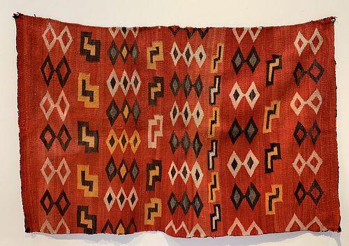 Fine Navajo Transitional Blanket
