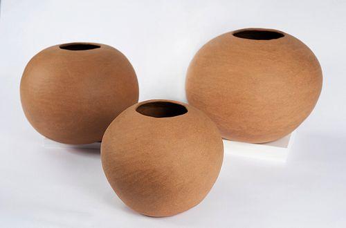 KATE SALAS, Three Spheres - nos. 26, 27, 28