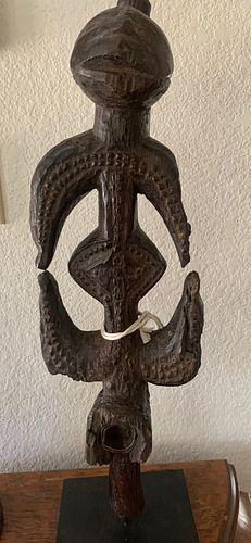 Extremely Rare Nyanga Mumbira, Late 19/Early 20th Century