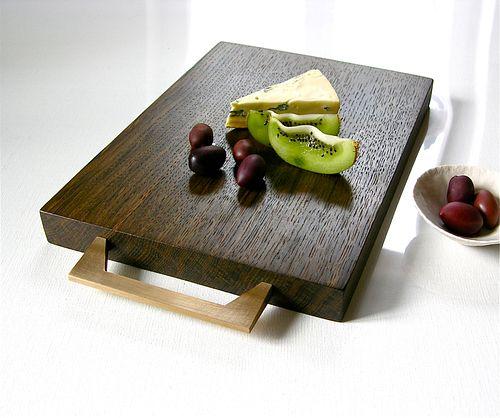 Moor-oak Sushi Board