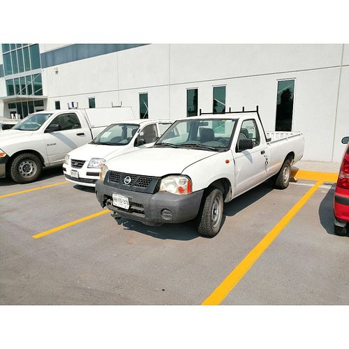 Pick up Nissan NP300 2014