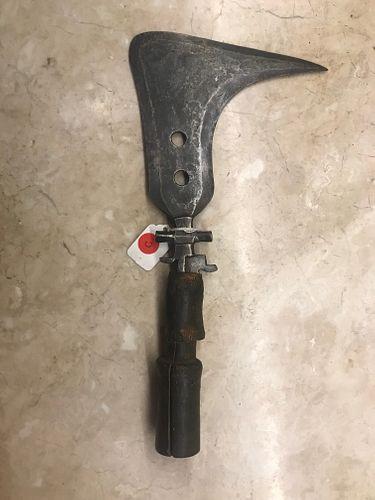 Mangbetu Knife, Early to Mid 20th Century, ex Hallet