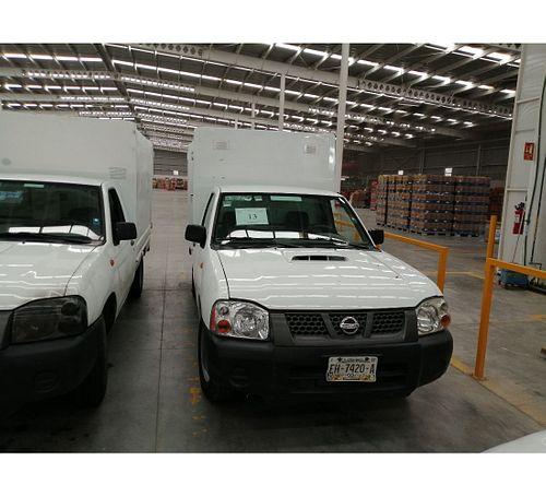 Camioneta Nissan D22 2008