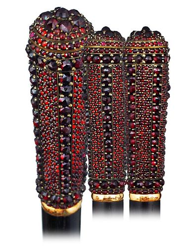 Garnet Dress Cane
